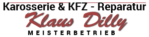 Karosserie- und Fahrzeugbaumeister Klaus Dilly - Logo