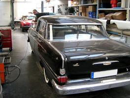 Auto Dilly - Oldtimerbetreuung